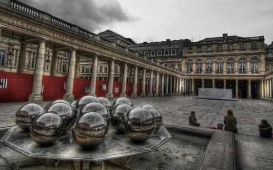 дворец, paris, ришельё, castle, france, palais, الصفحه, royal, дворцы,