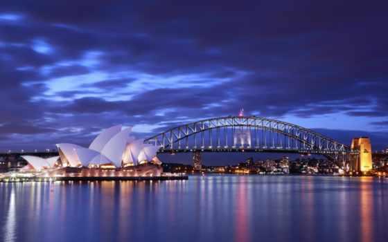 австралия, opera, сидней