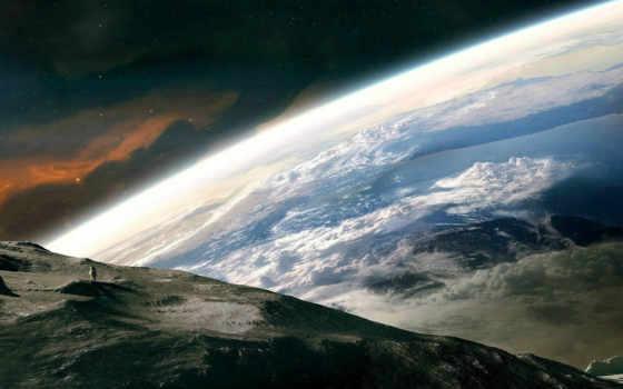 earth, космос, desktop