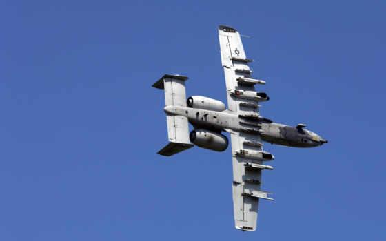 warthog, самолёт, thunderbolt