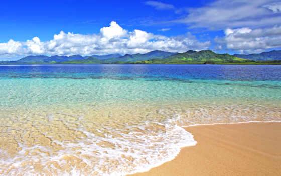 fiji, beach