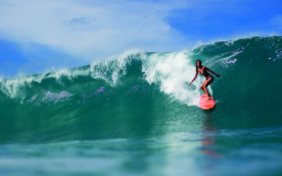 сёрфинг, графика