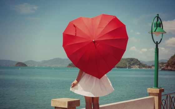 зонтик, umbrellas, сердце, stylish, this, love, limeroad,