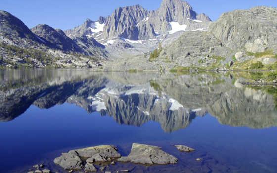 priroda, озеро, гарнет, горы, природа, заказать, landscape, wilderness, trail, марк,