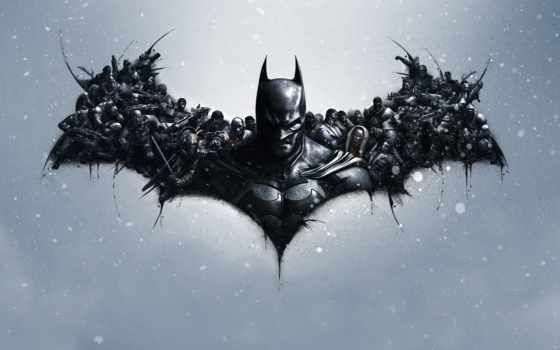 batman, arkham, origins, аркхема, chronicle, игры, wayne, мультиплатформе, playstation, жанре, game,