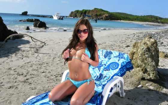 пляж, her, girls, alyssa, купальный,