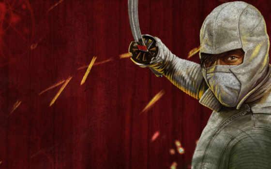 ninja, воин, разное