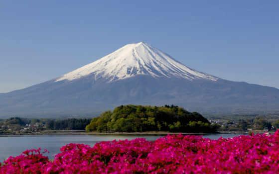 фудзияма, гора, japanese