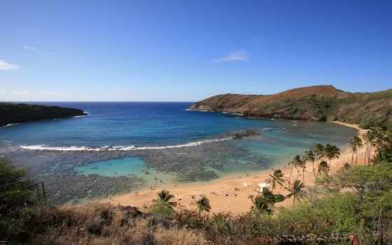 bay, las, playas, пляж, playa, песчаный, small,