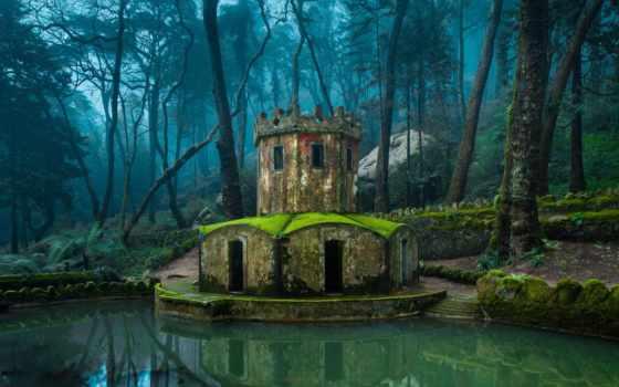 португалия, разруха, старого, замка, синтре, завораживающие, мар, мест, фотографий, где, нас,