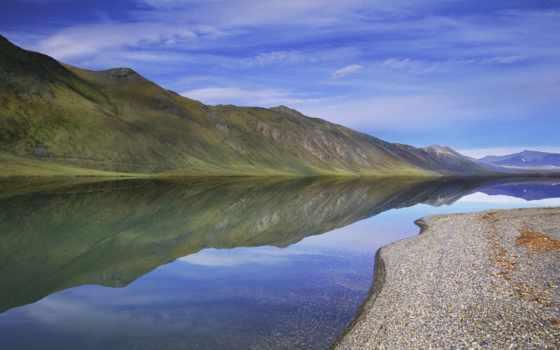 summer, арктике, летом, north, arctic, landscape, дата, рейтинг, кб, прислал,