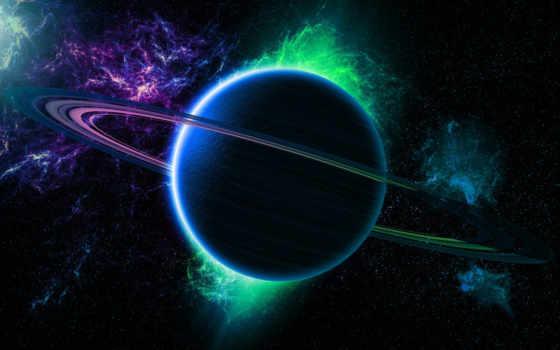 cosmos, свет, planet, art, blue, galaxy, star, universe, color,