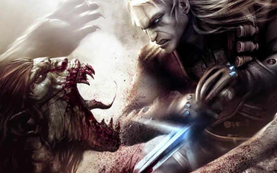 ведьмак, купить, игры, монстры, everything, игре, monster, меч,