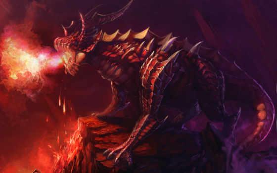 драконы, фентези Фон № 4379 разрешение 2560x1600