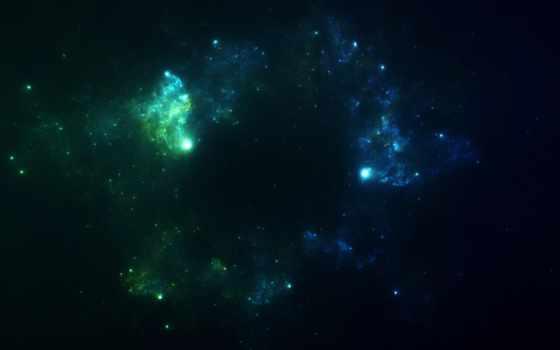 космос, звезды, nebula