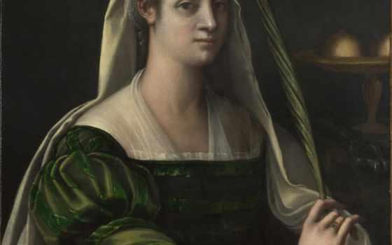 portrait, lady, пьомбо, себастьяно, del, piombo, марта,