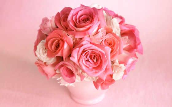 цветы, букет, розы Фон № 113981 разрешение 1920x1200