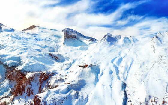 горы, альпы