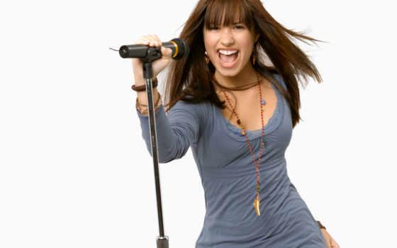 фотографий, вокала, demi, lovato, научиться, купон, любви, you, признание, sing,