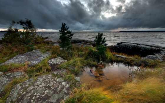 рондо, озеро, природа