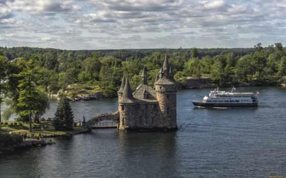 города, замки, дворцы, крепости, мост, transportation, канадский, храм,