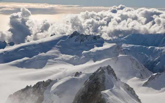 вершины, красавица, горы, new, sveta, snowy, peaks, mountains, снег, зимняя,