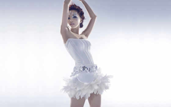 angela, chang, òþðîµä³á, платье, перья, стразы, white, балерина, girl, картинку, photo, sexy, full, download,