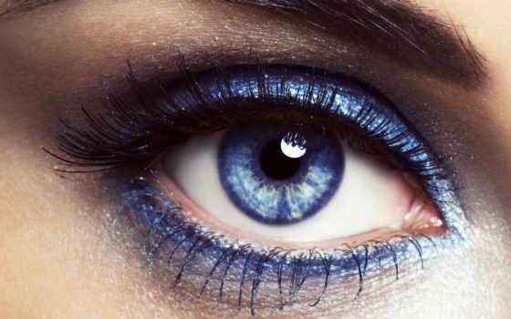 глаз, глаза, макияж