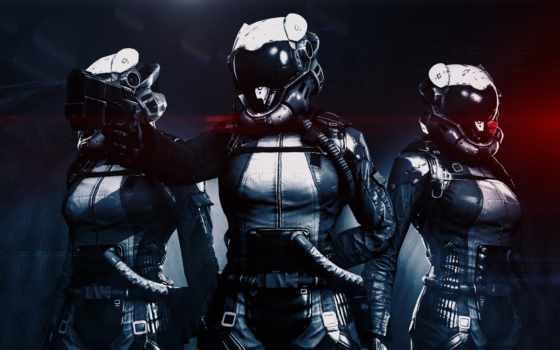 космонавты, космонавт, оружием, фантастика, шлем, июл, масть, картинок, предпросмотром, качественные, нас,
