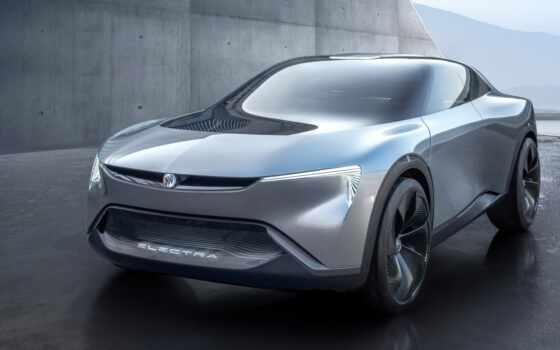 buick, electra, concept, electric, car, horizontal, вертикальный, design, кроссовер, интерьер