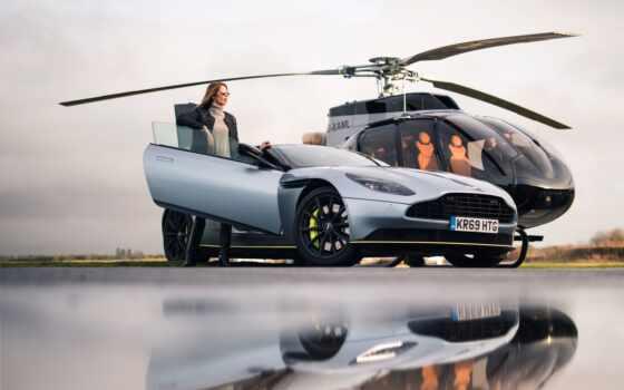 aston, martin, вертолет, car, ach, luxury, издание