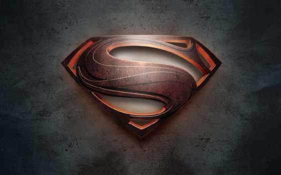 мужчина, стали, рубашка, superman,