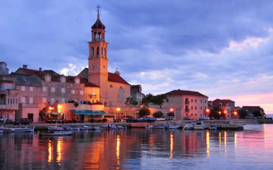 хорватия, красивые,