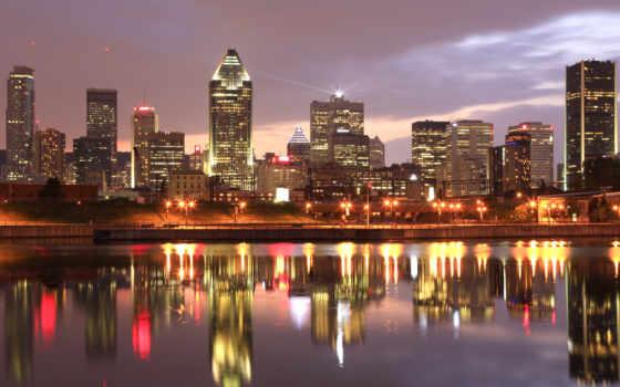 montreal, канада, город Фон № 94586 разрешение 2560x1440
