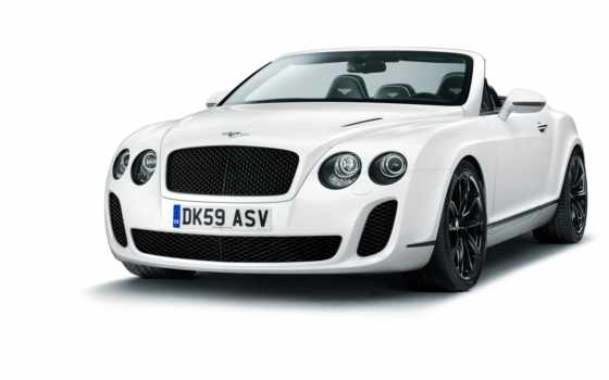 bentley, continental, supersports