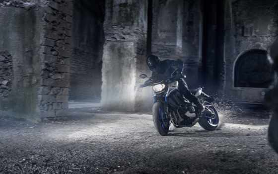 yamaha, mt, rally, улица, yzf, мотоцикл, обзор,