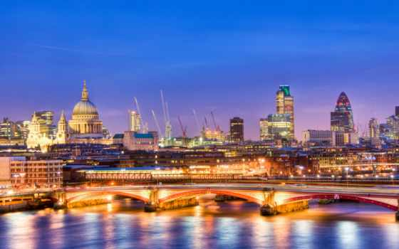 башня, oxo, london, взгляд, dusk, ук, банка, south, кота, mathewbest,