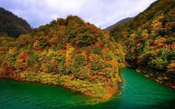 japanese, япония, tokio, озеро, осени, tokyo, scenery, house, мегаполис,