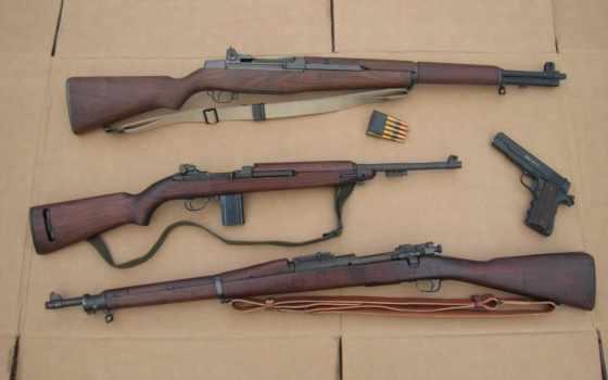 винтовка, карабин, firearm