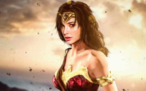 женщина, wonder, тема, музыка, trailer, картинка, epic, soundtrack, gadot, gal