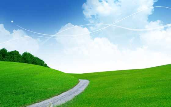 небо, free, трава, summer, деда, eu,