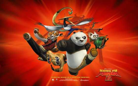 кунг, панда, фу, fu, panda, kung, Кунг-фу, дре