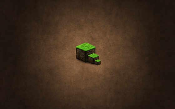 minecraft, земля