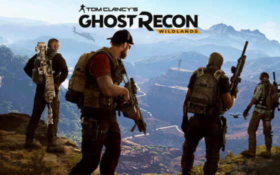 wildlands, recon, ghost, tom, clancy, ubisoft, июнь,