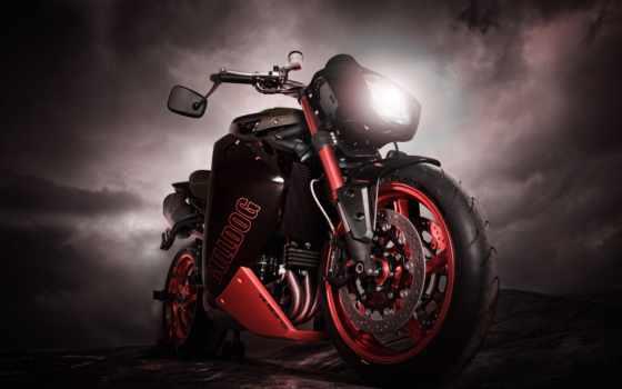 мотоцикл, мотоциклы, крутой, triumph, мото, bike, луг, rocket, compressor, спорт,