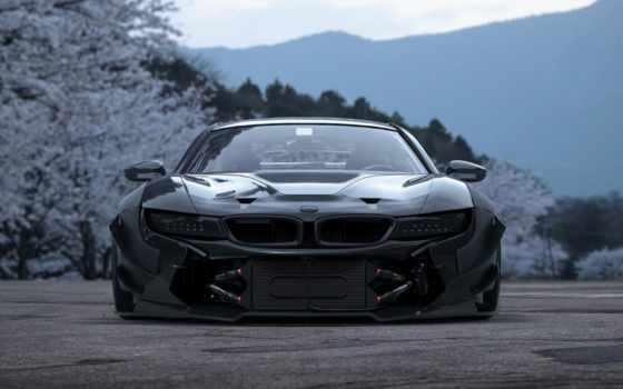 bmw, взгляд, car, m5, спереди, concept, высококачествен, one, browse,