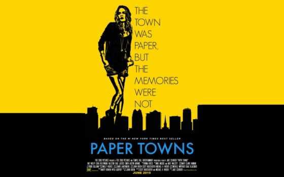 бумага, towns, плакат, movie,