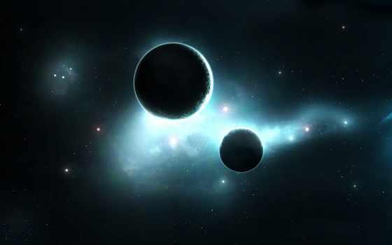 планеты, звезды Фон № 24295 разрешение 1680x1050