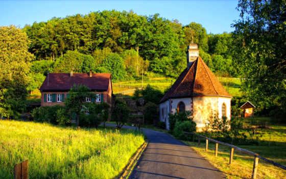 countryside, ирландский,