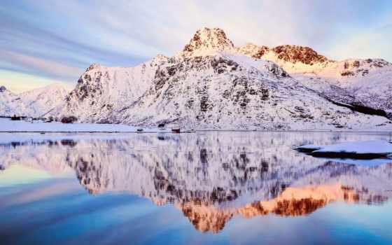 winter, снег, norwegian, горы, iphone, лед, house, oslo, небо, trees,